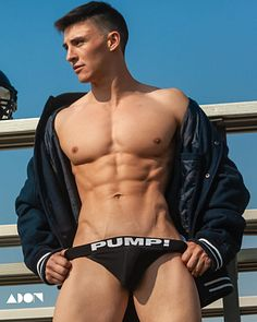 Adam Hosman male fitness model