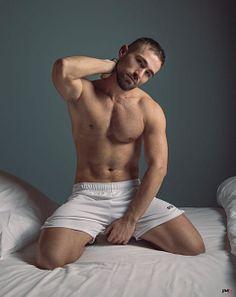 Alban Kryeziu male fitness model