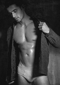 Alessio Costantini male fitness model