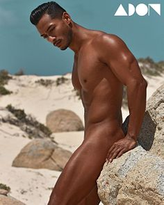 Alexander Borja male fitness model