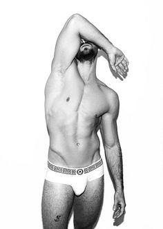 Alexandre Chaubert male fitness model
