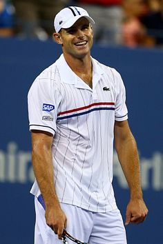 Andy Roddick male fitness model