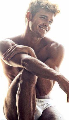Angel Martinez male fitness model