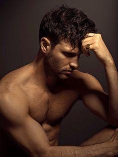 Anthony Garrett male fitness model