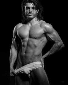 Antoine male fitness model