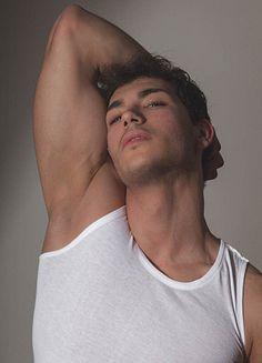Antonio Pareja male fitness model