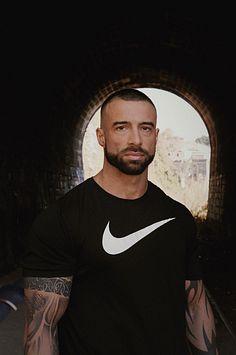 Antonio Silva male fitness model