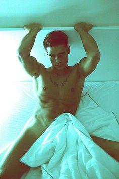 Arthur Boinet male fitness model