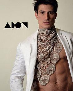 Arthur Levy male fitness model