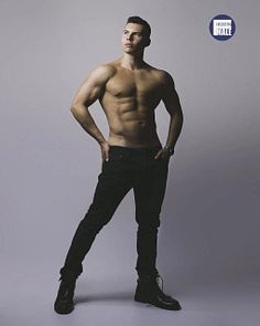 Austen Thompson male fitness model