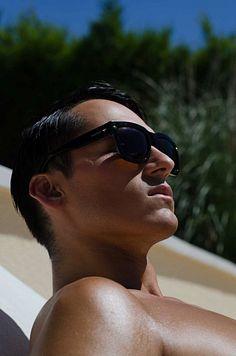 Baptiste Ramos male fitness model