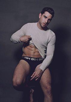Beni Doolan male fitness model