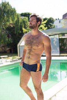 Benjamin Debuc male fitness model