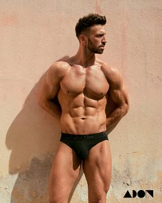 Bertalan Barta male fitness model
