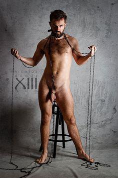 Billy Bouc male fitness model