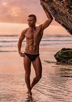 Bradley male fitness model
