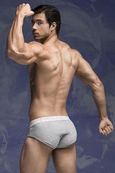 Bruno Cardoso male fitness model
