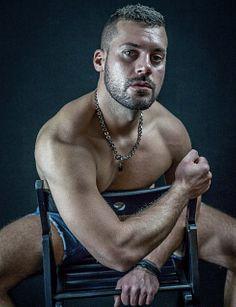 Callumn Dean male fitness model
