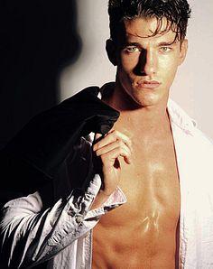 Carlos Alonso Jimenez male fitness model