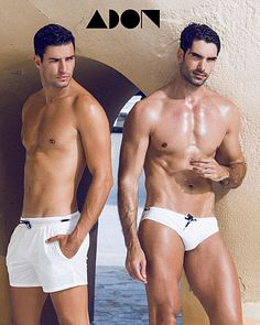 Carlos Gomez Diaz male fitness model