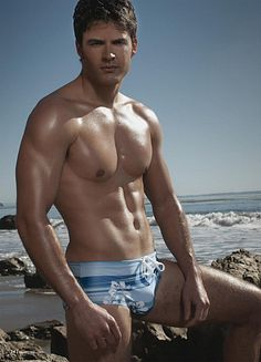 Chad Raile male fitness model