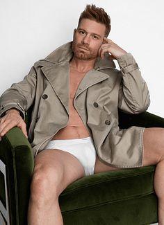 Chris Nogiec male fitness model