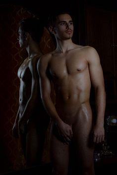 Chrisanthos Fotiadis male fitness model