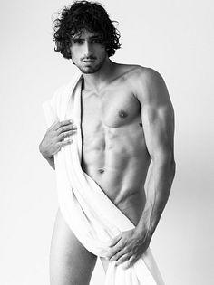 Christian Mazzilli male fitness model