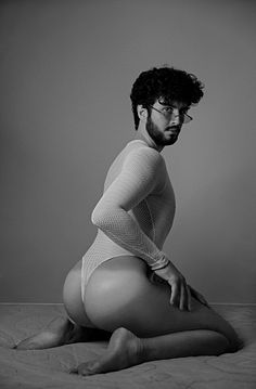 Christopher B male fitness model