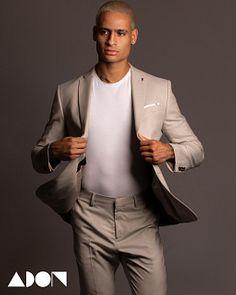 Claudio Baldizon male fitness model