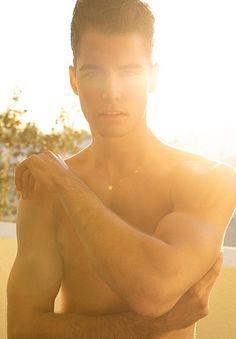 Cody James male fitness model