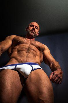 Cory Freeman male fitness model