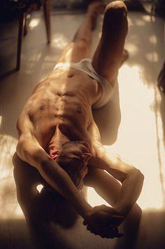 Cristian Cauteruccio male fitness model