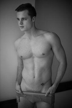Dan Duggan male fitness model