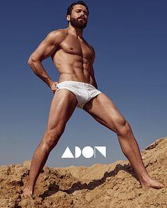 Danovich Vitalii male fitness model