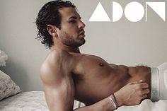 Darce Pierce male fitness model