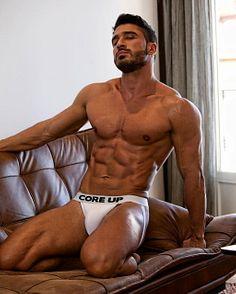 David Castilla male fitness model