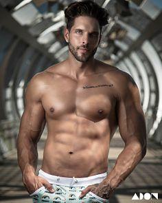 David Fitzpatrick male fitness model