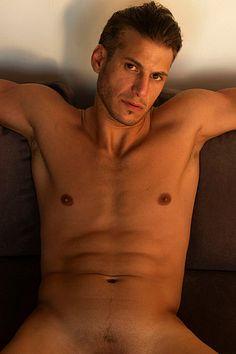 David García male fitness model