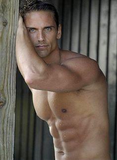 David Morin male fitness model