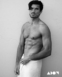 Davide Garruti male fitness model