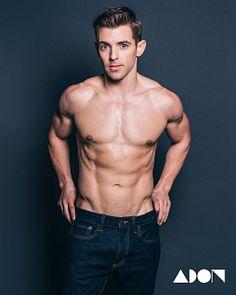 Devin Neilson male fitness model