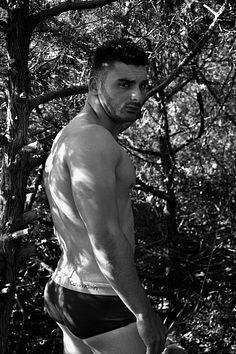 Dimitris Nikilaou male fitness model