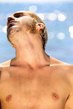 Dimitris Psarakos male fitness model