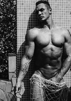 Dimitry Tumash male fitness model