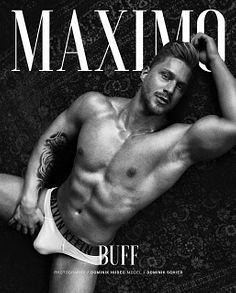 Dominik Schier male fitness model
