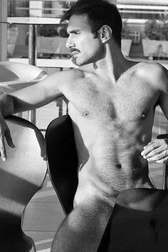 Douglas Tonello male fitness model