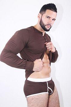 Drago male fitness model