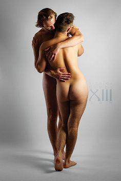 Eden Frost & Billy Bouc male fitness model
