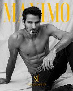 Eduardo Esquivel male fitness model
